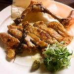 和食・酒 えん - ありたどりのハーブオイル焼き