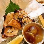 和食・酒 えん - 【明石】蛸の西京味噌炙り