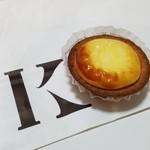 72472327 - 焼きたてチーズタルト(183円)です。