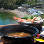 堀市 - お味噌汁付き