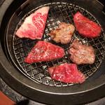 炭火焼肉 美味