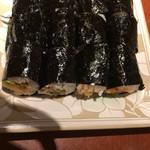 炭火焼肉 美味 - キムチのりまき