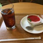 絵本カフェ -