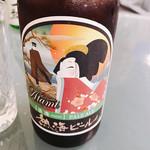 72474273 - 地ビール 熱海ビールをいただきました。