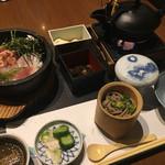 和食居酒屋 旬門 - 石焼き海鮮丼