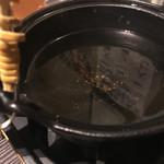 和食居酒屋 旬門 - お茶漬け(出汁)