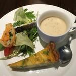ビストロプティパリ - 料理写真:前菜