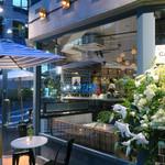 CAFE GITANE - オープン2日目の夜