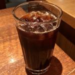 トラジャコーヒー - アイスコーヒー