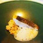 NARITA YUTAKA - あお鯛のポワレ