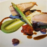 Restaurant Re: - 美桜鶏の低温オーブン焼き