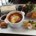 CAFE1894 - 〈2017年9月〉Cafe1894ガーデンプレートランチ ¥1,500