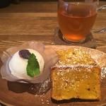 フォレスト - かぼちゃのパウンドケーキ