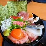72480085 - よくばり海鮮丼