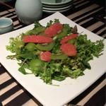 韓の台所 別邸 - 季節のフルーツサラダ