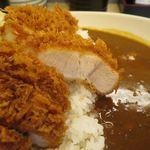 とんかつ 和栗 - 料理写真:カツカレー