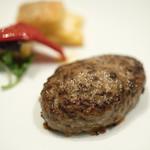 東洋軒 - 2017.9 松阪牛100%ハンバーグステーキ 160g