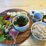 たまな食堂 ナチュラル シフト ガーデン キッチン - たまな定食