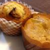 セ・ミュー - 料理写真:ブルーベリーとりんご紅茶のマフィン