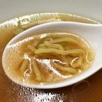 十勝 - 細切れの麺