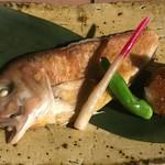 まんざら - 甘鯛の塩焼き
