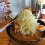 北海道らーめん小林屋 - 料理写真:ネギ味噌ラーメン700円
