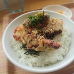 72486855 - たこの天ぷらが美味いです
