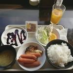 亀の井ホテル - 料理写真:朝食
