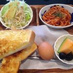 カフェ ド マキ - 料理写真:Cセット