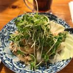 串屋横丁 - 酢もつ