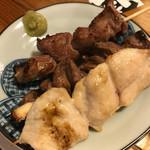 串屋横丁 - もつ焼き