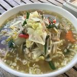 72489639 - 野菜タン麺