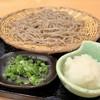片町 弥ひろ - 料理写真:おろしそば(辛味大根で)