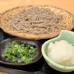 片町 弥ひろ - おろしそば(辛味大根で)