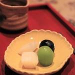 料理 澤 - 水菓子