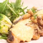 カフェ シオン - 鮭の生姜味噌豆腐焼き