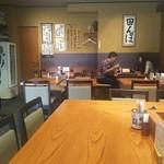 おひつ膳 田んぼ - 内観2