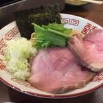 かしわ焼肉 ガラクタ酒場 - 油そば(734円)