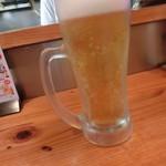72494890 - 運動後のビールはススみます