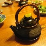 小割烹料理こっぽう - 松茸土瓶蒸し