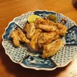 小割烹料理こっぽう - ヤゲン軟骨塩焼き