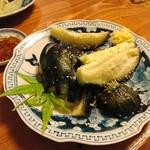 小割烹料理こっぽう - 水茄子のぬか漬け