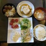 豆乃畑 - 一定料金で、食べ放題✨飲み放題のバイキングで、頂きました。