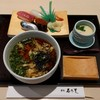 鮨処 春冬夏 - 料理写真:寿司ランチ(1100円)