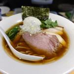 麺処 篠はら - 料理写真:特製醤油そば