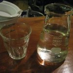 Bar 太田尻家 - 池田侯(日本酒)フラスコで?