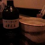 空 - モンカロ レ ヴェーレ ヴェルディッキオ 白ワインに♪