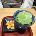 Eirakuya - 玉露のアイス