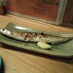八田 - 秋刀魚