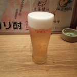 八田 - ビールはドライナヤツ